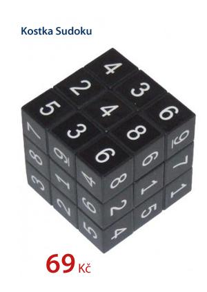 Kostka Sudoku