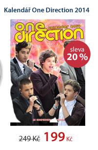 Kalendář One Direction 2014