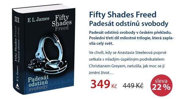 Fifty Shades Freed Padesát odstínů svobody