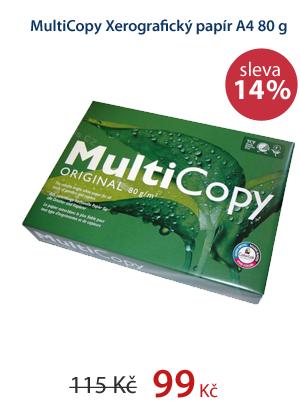 MultiCopy Xerografický papír A4 80g