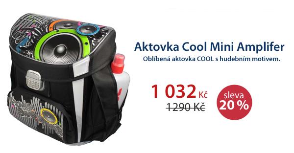 Aktovka Cool Mini Amplifer