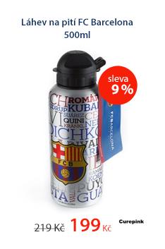 Láhev na pití FC Barcelona 500ml