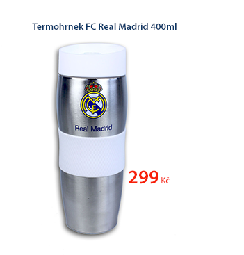 Termohrnek FC Real Madrid 400ml