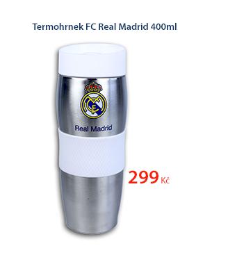 Termohrnek FC Real Madrid 400ml