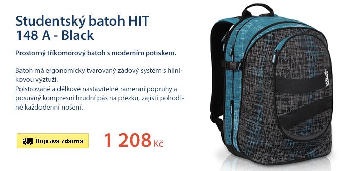Školní batoh Ergonomic - Monster High