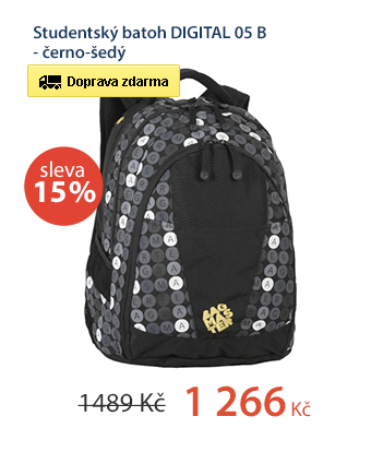 Školní batoh PLUS - Hello Kitty 2013