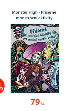 Monster High - Příšerně monstrózní aktivity