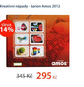 Kreativní nápady - šanon Amos 2012