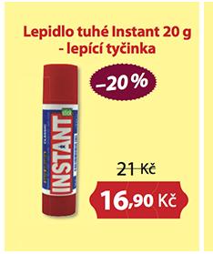 Instant Lepidlo tuhé 20 g - lepící tyčinka