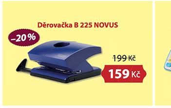 Děrovačka Novus