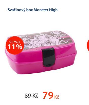 Svačinový box Monster High