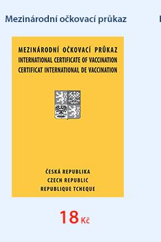 Mezinárodní očkovací průkaz