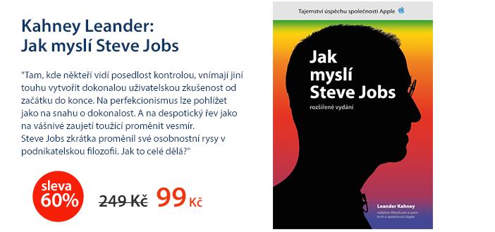 Jak myslí Stev Jobs
