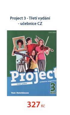 Project 3 - Třetí vydání - učebnice CZ