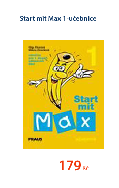 Start mit Max 1-učebnice