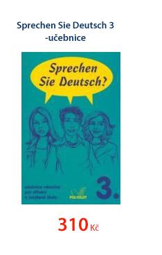 Sprechen Sie Deutsch 3-učebnice