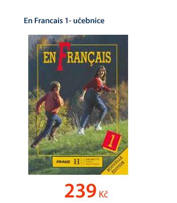 En Francais 1-učebnice