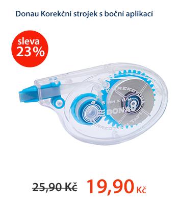 Donau Korekční strojek s boční aplikací