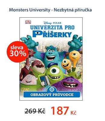 Monsters University - Nezbytná příručka