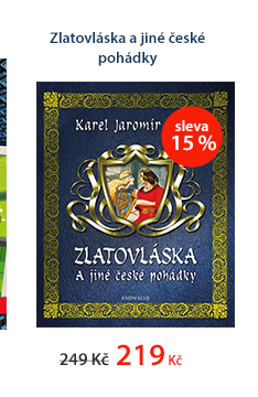 Zlatovláska a jiné české pohádky