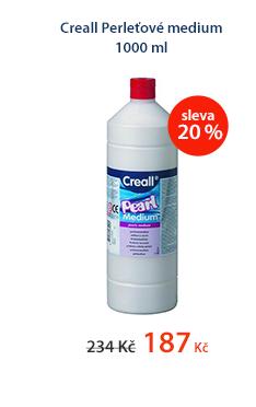 Creall Perleťové medium 1000 ml