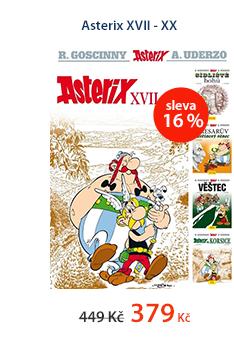 Asterix XVII - XX