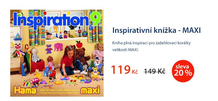 Inspirativní knížka - MAXI