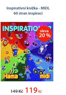Inspirativní knížka - MIDI, 60 stran inspirací