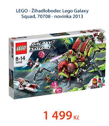 LEGO - Žihadlobodec Lego Galaxy Squad, 70708 - novinka 2013