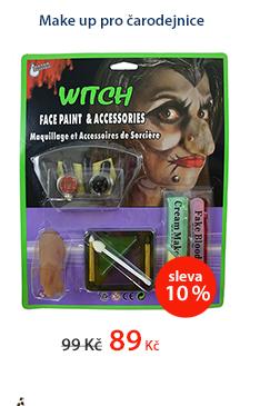 Make up pro čarodejnice