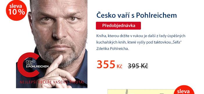 Česko vaří s Pohlreichem