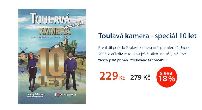 Toulavá kamera - speciál 10 let