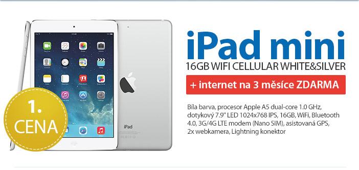 Soutěž o iPad