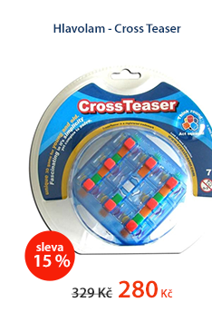 Hlavolam - Cross Teaser
