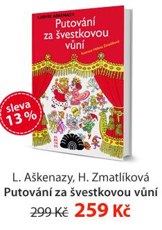 Ludvík Aškenazy, Helena Zmatlíková: Putování za švestkovou vůní