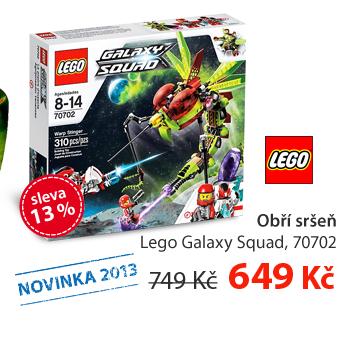 LEGO - Obří sršeň Lego Galaxy Squad, 70702 - novinka 2013