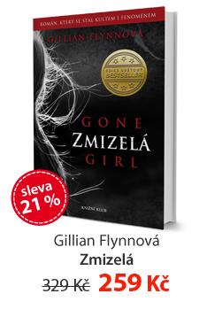 Gillian Flynnová: Zmizelá
