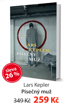 Lars Kepler: Písečný muž