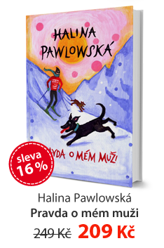 Halina Pawlowská: Pravda o mém muži