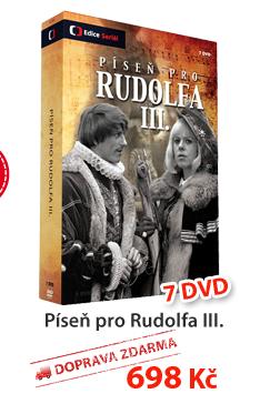 Píseň pro Rudolfa III. 7 DVD