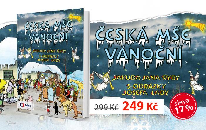 Česká mše vánoční - zpěvník s notovým zápisem