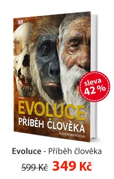 Evoluce - Příběh člověka