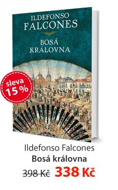 Ildefonso Falcones: Bosá královna