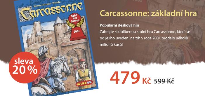 Carcassonne: základní hra